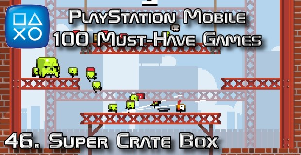 100 Best PlayStation Mobile Games 046 - Super Crate Box