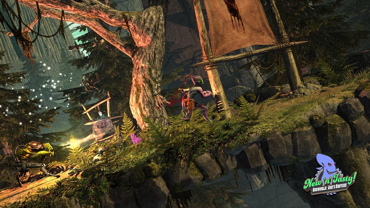 Oddworld New N Tasty PS Vita 01