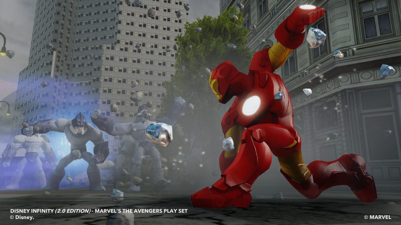 Disney Infinity 2.0 Iron Man