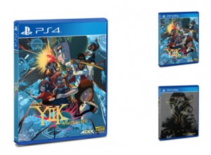 YIIK and Volume getting physical releases on Vita.