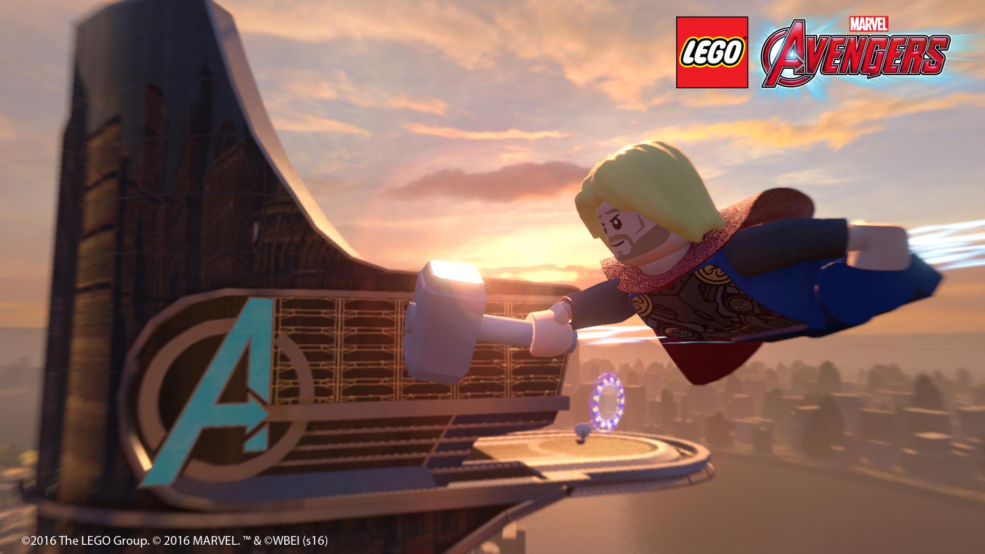 LEGO Marvels Avengers 2