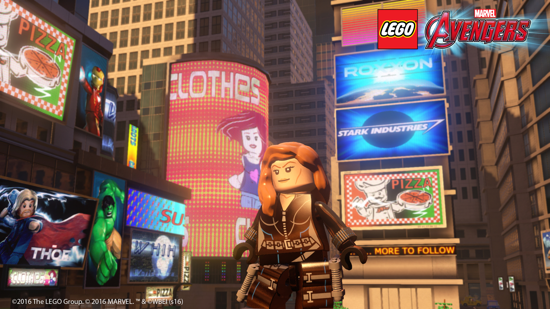 LEGO Marvels Avengers 3