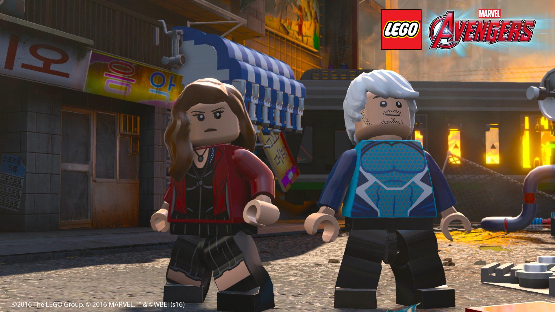 LEGO Marvels Avengers 4