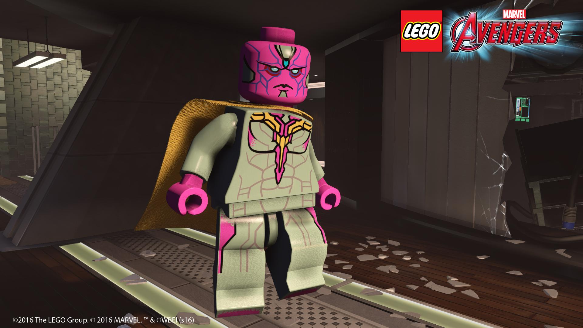 LEGO Marvels Avengers 6