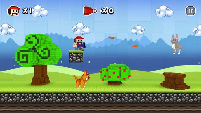Pixel Hunter PS Vita 01