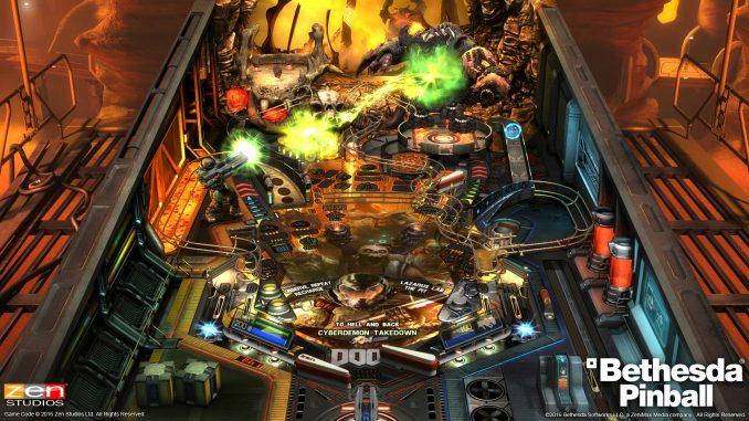 Game Review: Zen Pinball 2 - Bethesda Pinball (PS Vita