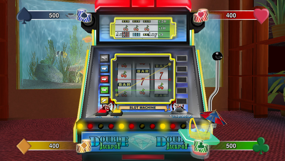 Game Review Vegas Party Ps Vita Vita Player The One Stop