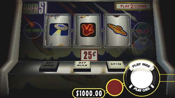 Hard Rock Casino PSP