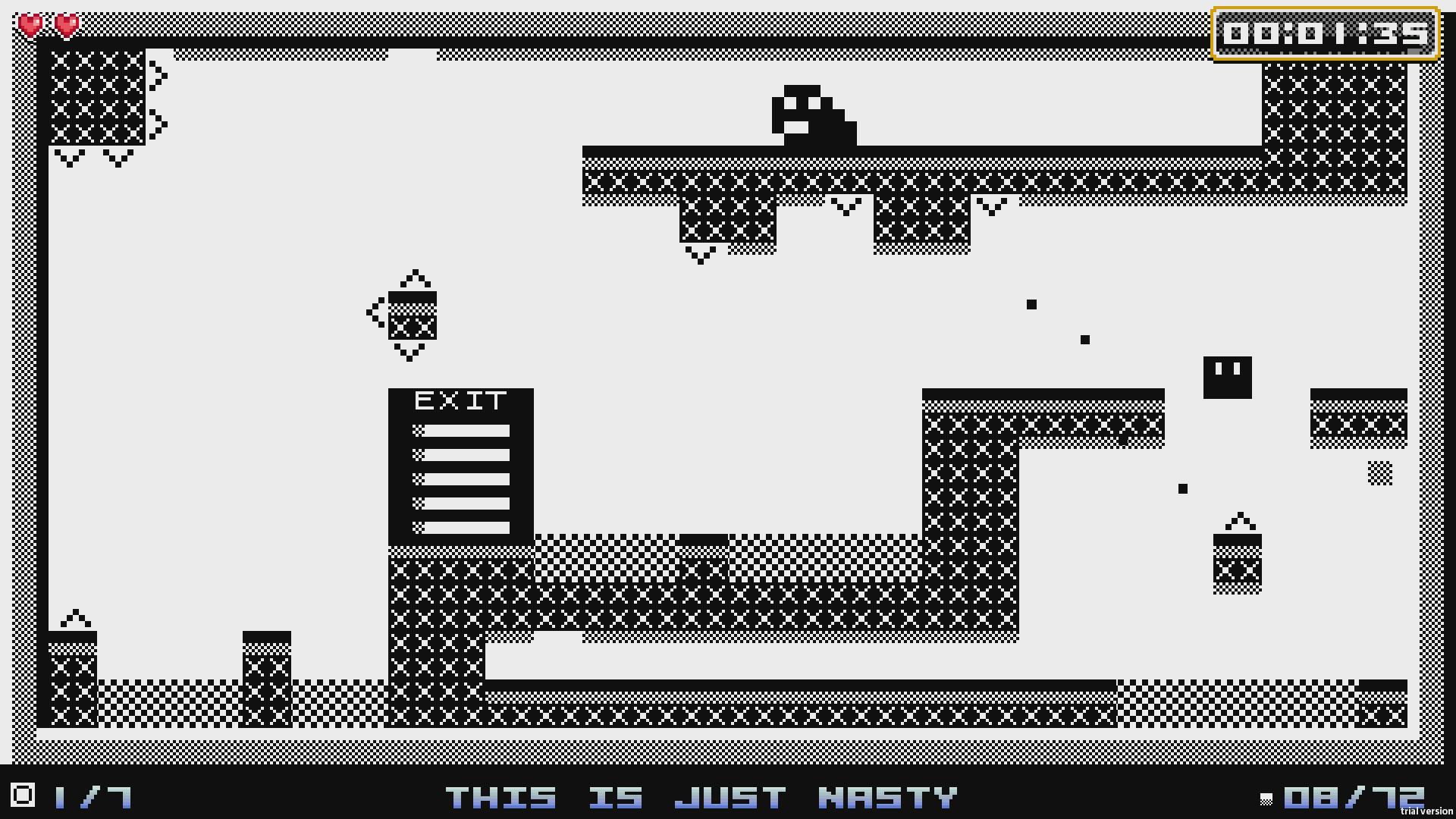 Super Life Of Pixel - ZX81