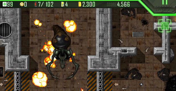 Alien Breed Playstation Mobile