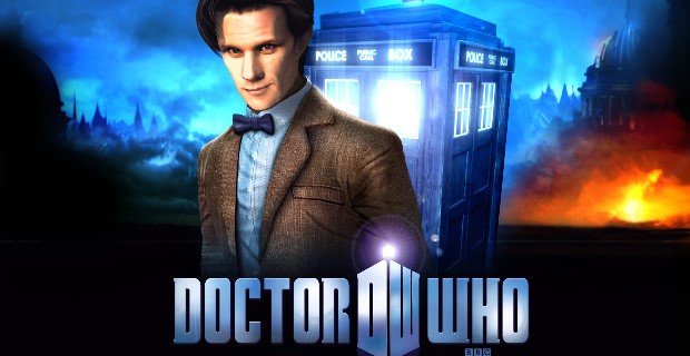 Doctor Who The Eternity Clock PS Vita