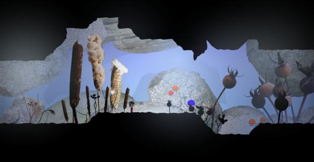 Knytt Underground PS Vita