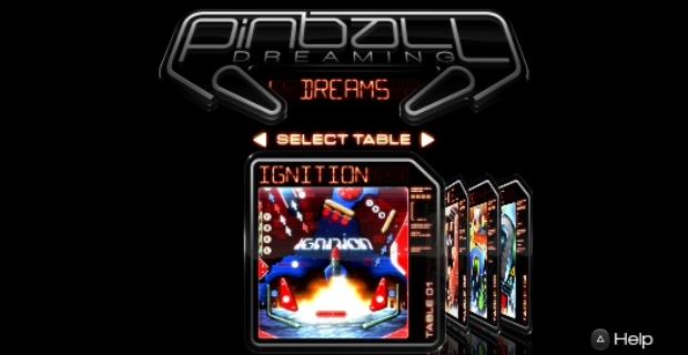 Pinball Dreams PSP Mini
