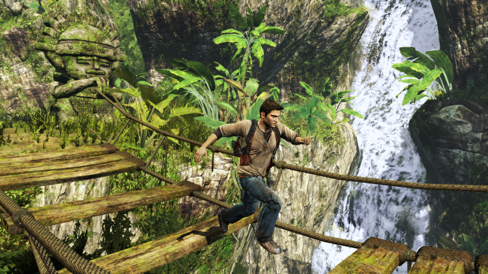 Uncharted Golden Abyss PS Vita 12