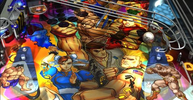 Zen Pinball 2 - Super Street Fighter II