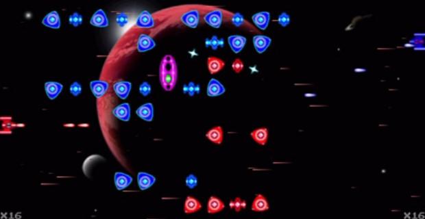 Duael Invaders PSP Minis