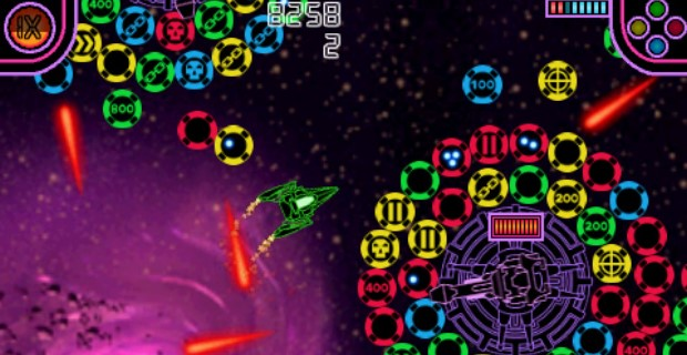 Stellar Attack PSP Minis