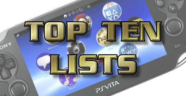 Top Ten Lists