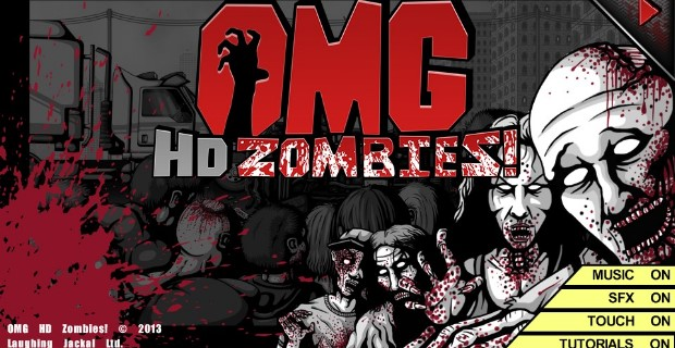 OMG HD Zombies PS Vita