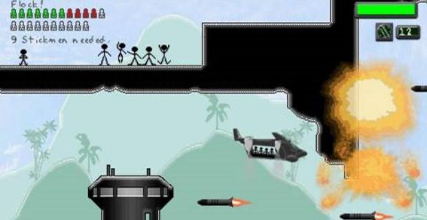 Stick Man Rescue PSP Minis