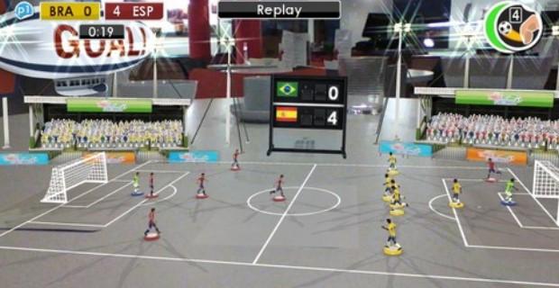 Table Football PS Vita