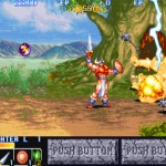 Capcom Classics Collection Reloaded PSP 12
