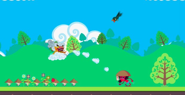 Floating Cloud God HD PS Vita