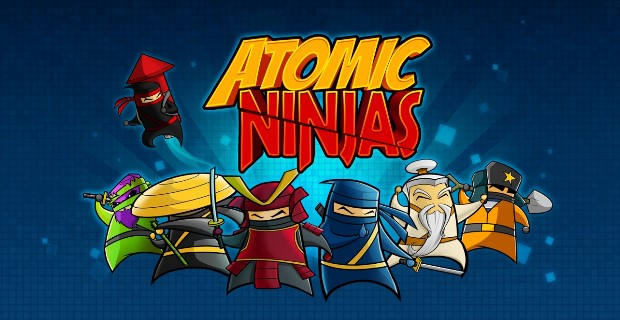 Game Review Atomic Ninjas Ps Vita Vita Player The One Stop