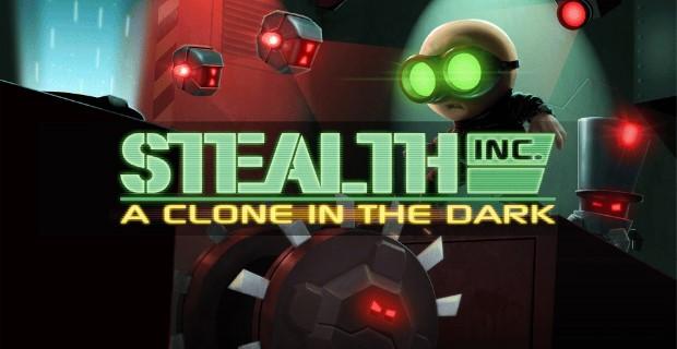 Stealth Inc A Clone In The Dark PS Vita