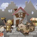 Cardboard Castle PlayStation Mobile 06