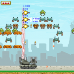 Earth Assault PlayStation Mobile 08