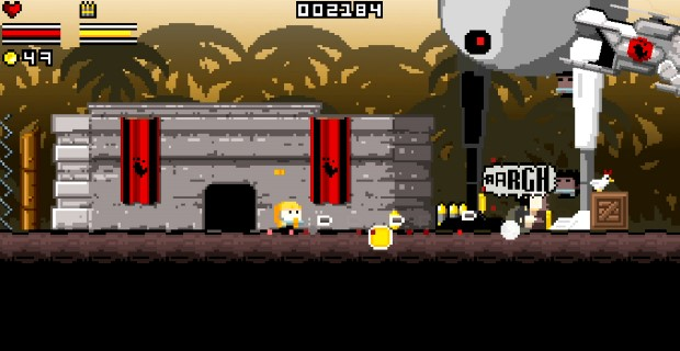 Gunslugs PS Vita