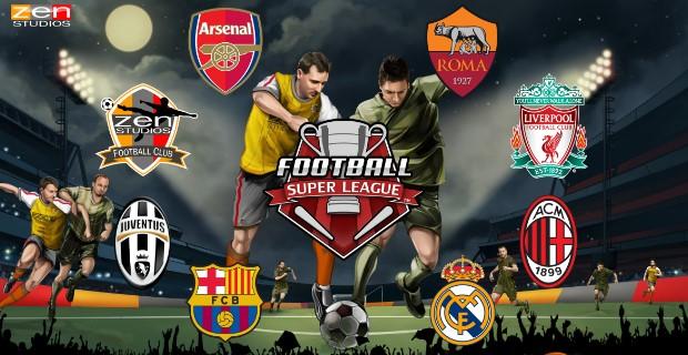 Super League Football PS Vita