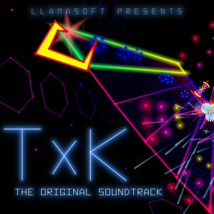 TxK PS Vita Soundtrack
