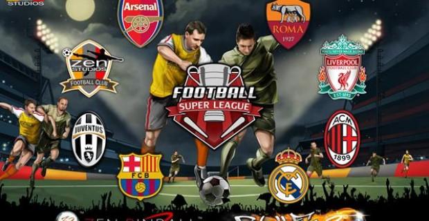 Zen Pinball 2 Super League Football PS Vita
