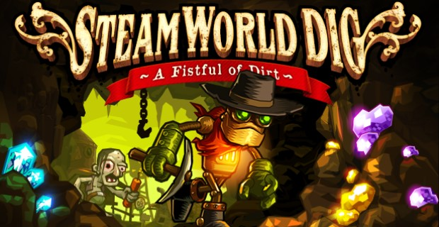 SteamWorld Dig PS Vita