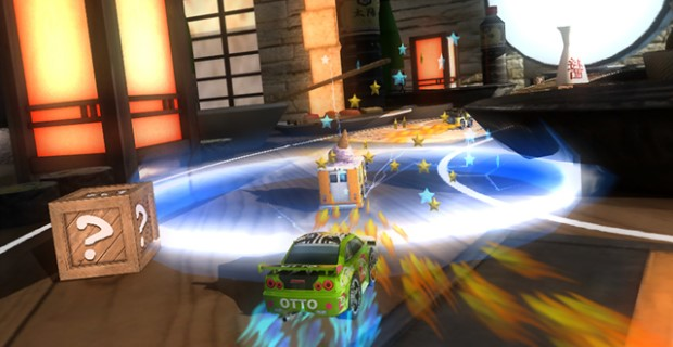Table Top Racing PS Vita