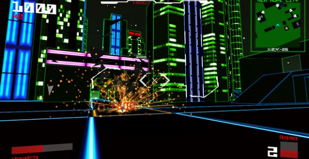 Vektor Wars PS Vita
