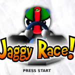 Jaggy Race PlayStation Mobile 01