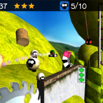 Jaggy Race PlayStation Mobile 03