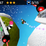 Jaggy Race PlayStation Mobile 05