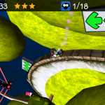 Jaggy Race PlayStation Mobile 20