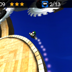 Jaggy Race PlayStation Mobile 21