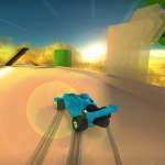 Jet Car Stunts PS Vita 05