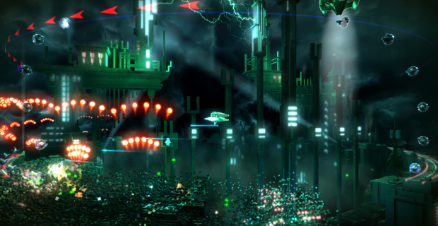 Resogun PS Vita