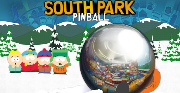 Zen Pinball 2 South Park Pinball PS Vita