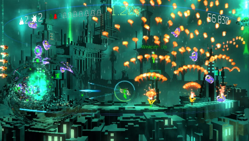 Resogun PS Vita 04