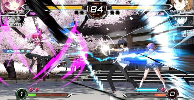 Dengeki Bunko Fighting Climax PS Vita