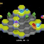 Q*Bert Rebooted PS Vita 04