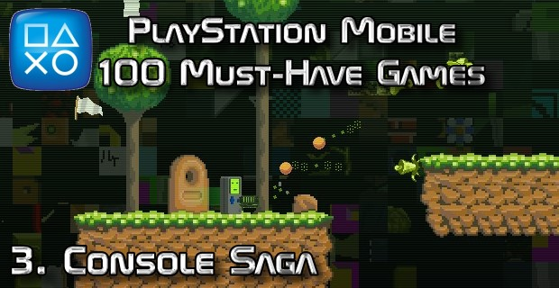 100 Best PlayStation Mobile Games 003 - Console Saga